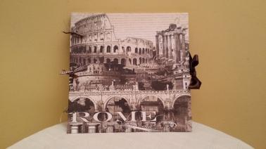 Álbum temático ROMA